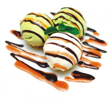 японское мороженое